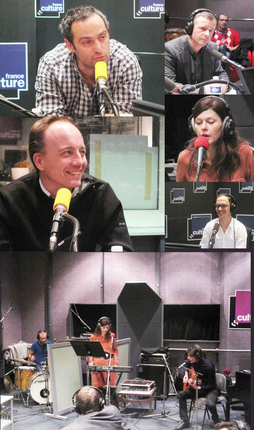 Cédric KAHN , Stéphane BOUQUET, INSTITUT