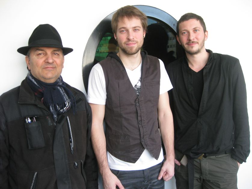 Alexandre ROMANES, Nicolas FORTIN et David BOBEE