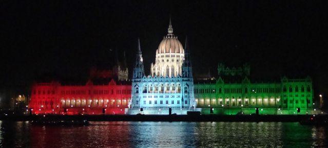 Le Parlement Hongrie