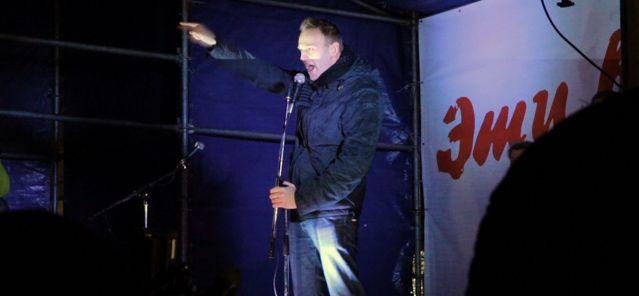 M. Alexeï Navalny.