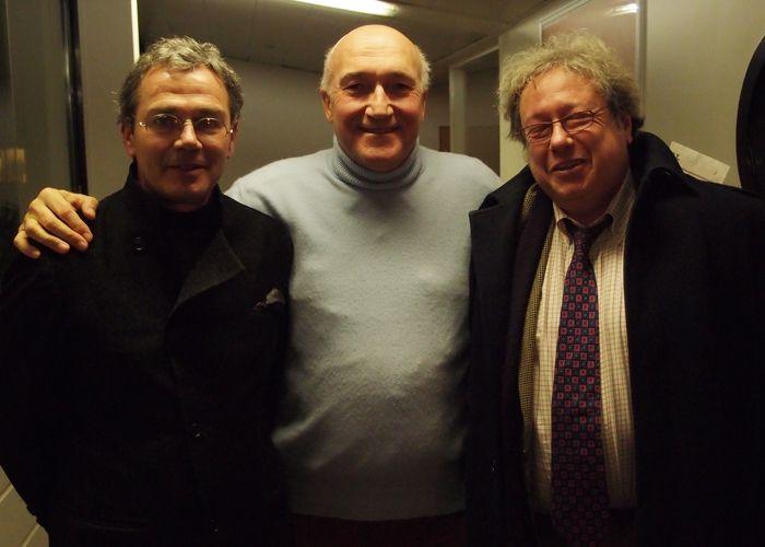 Jean-Jacques Roche, Michel Polacco et François Géré