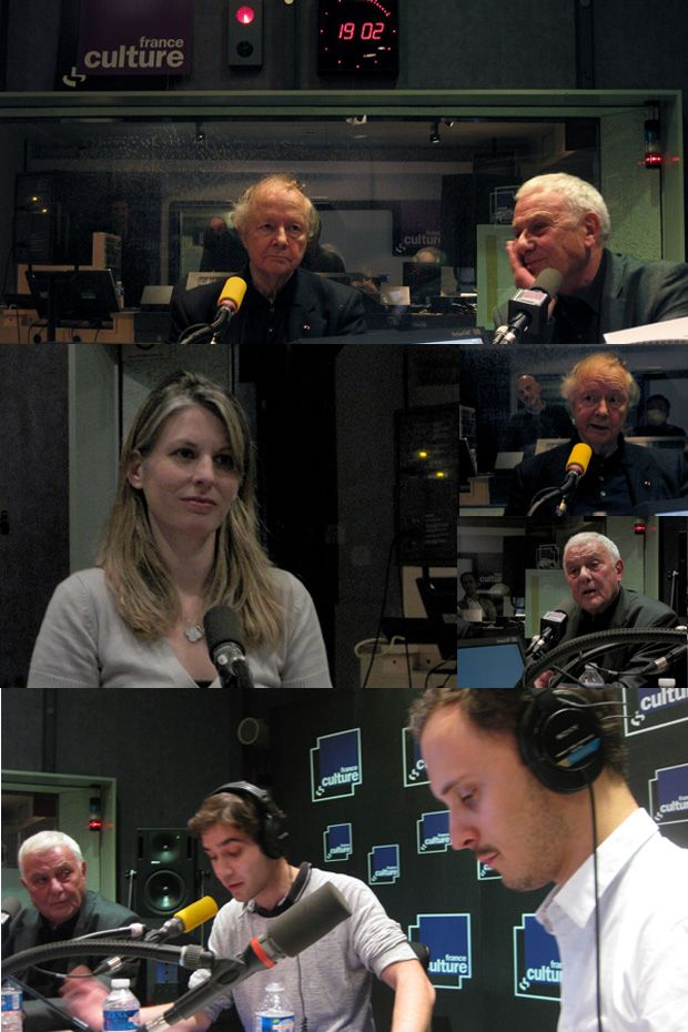Werner Spies, Philippe Sollers, Claire-Marie Legay
