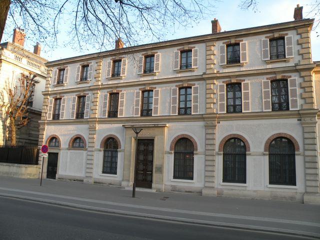 Le siège du CSM à Paris