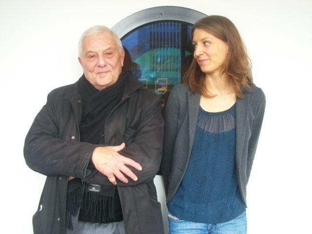 Philippe Sollers et Adèle Van Reeth