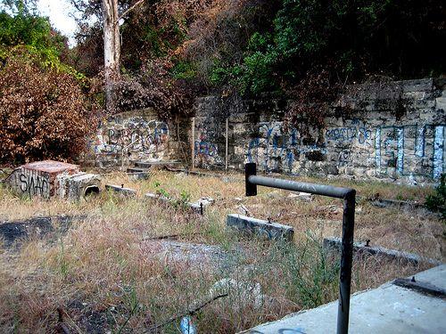 Maison abandonnée (Los Angeles)