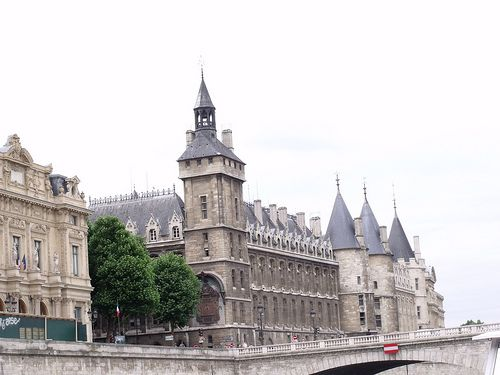Tribunal de Commerce et conciergerie de Paris