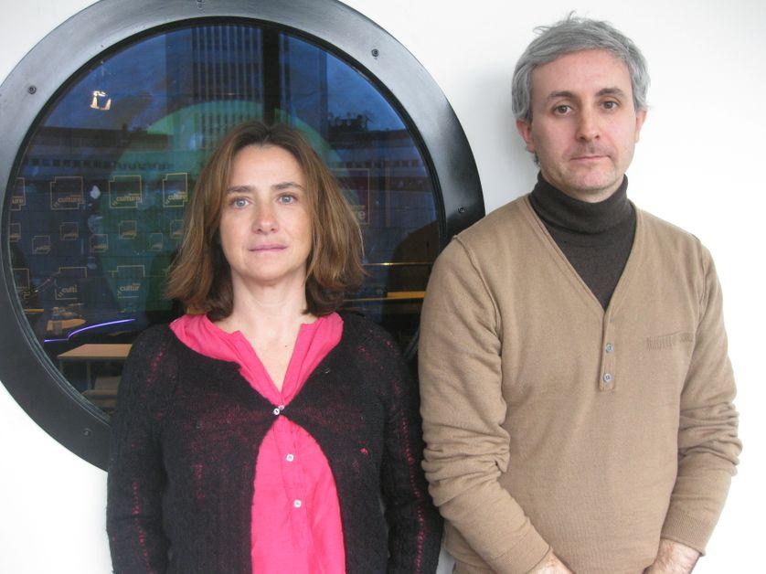 Virginie LINHART et Ivan JABLONKA