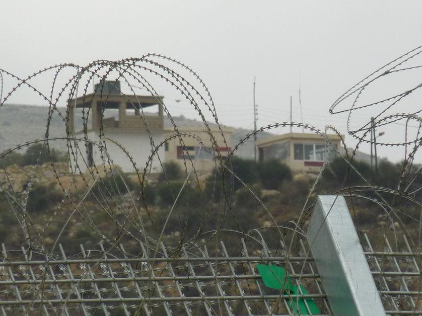 Le plateau du Golan Syrie Israel
