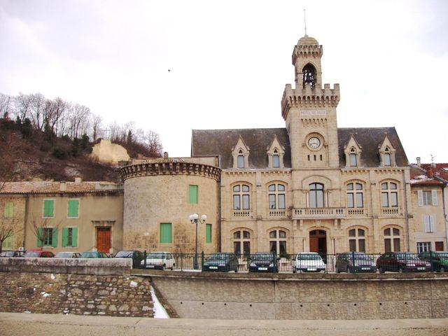 Hôtel de ville de Chabeuil
