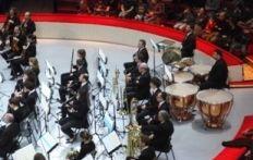 L'orchestre Colonne au Cirque d'Hiver