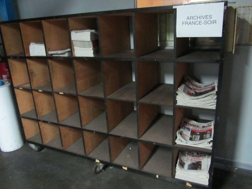 Archives France Soir