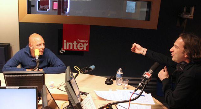 Christian Hecq et François Busnel