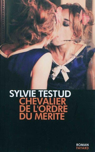 chevalier de l'ordre du mérite Sylvie Testud