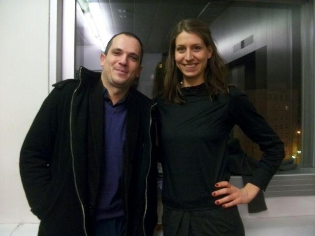 Michaël Foessel et Adèle Van Reeth