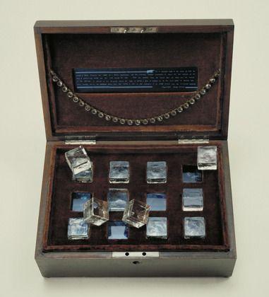 Joseph Cornell, boîte à bijoux des Taglioni