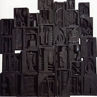 Louise Nevelson, Cathedrale