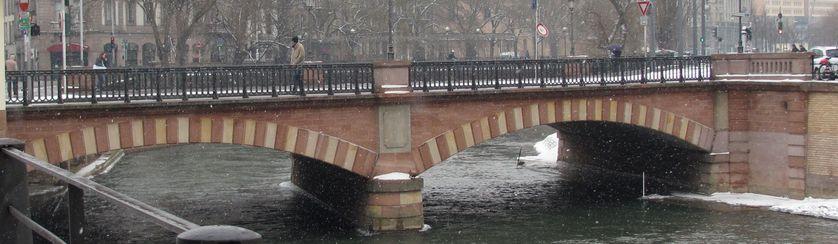 Strasbourg pont