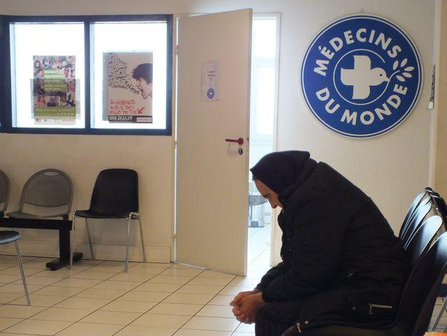 Mission banlieue de Médecins du Monde