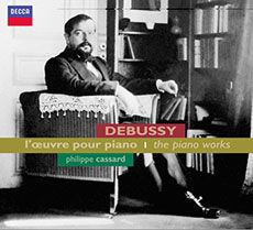 Claude Debussy : l'oeuvre pour piano, the piano works (intégrale)