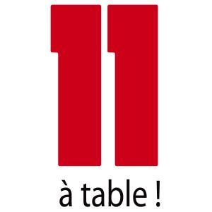 onze à table