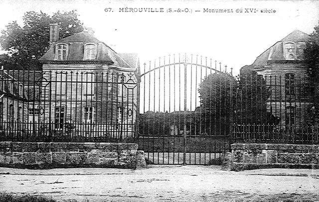 Le Château d'Hérouville