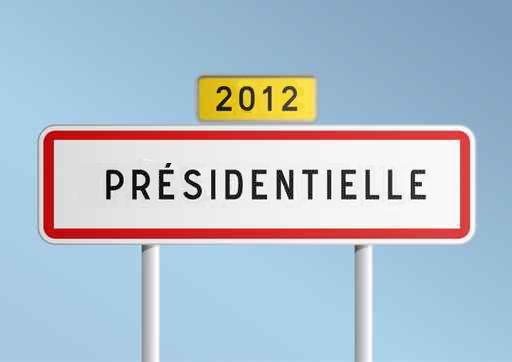 Panneau Présidentielle