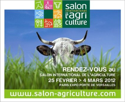 Le Salon International de l'Agriculture 2012