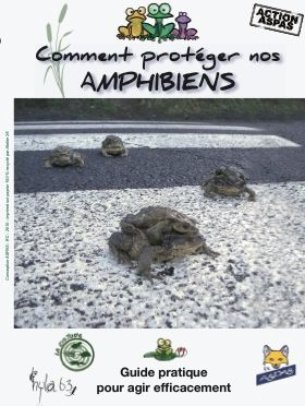 Guide de Protection des amphibiens