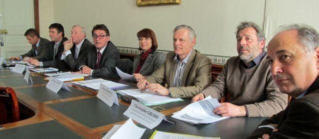 Association des maires Ville et Banlieue