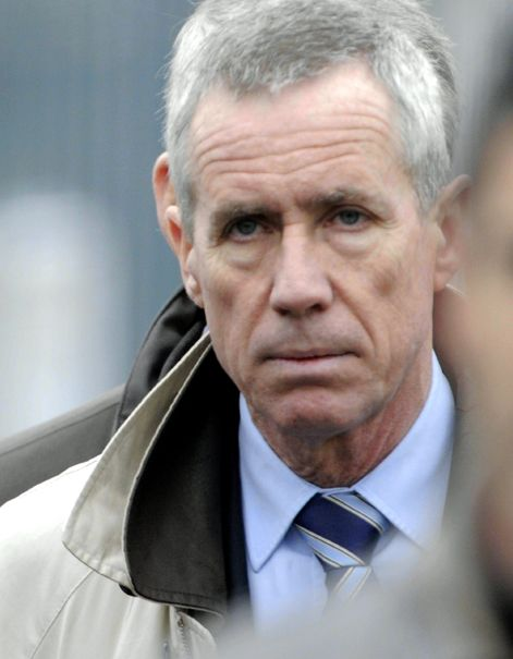 François Molins, le procureur de Paris
