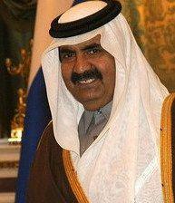 Hamad bin Khalifa Al-Thani, Emir du Qatar