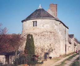 Castellum de Larçay