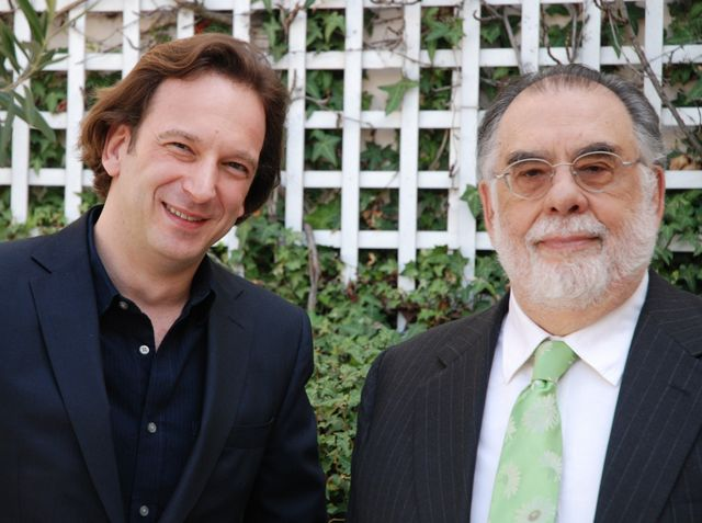 Francis Ford Coppola et François Busnel