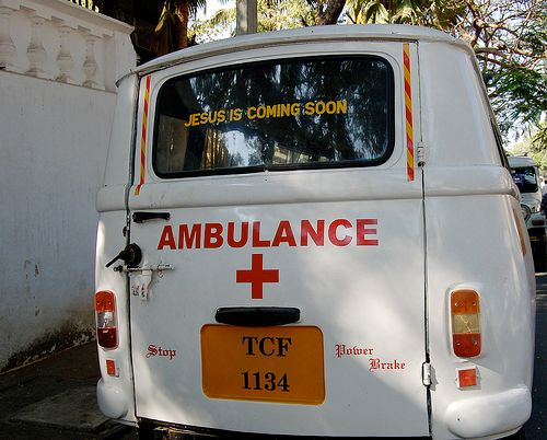 Ambulance Inde