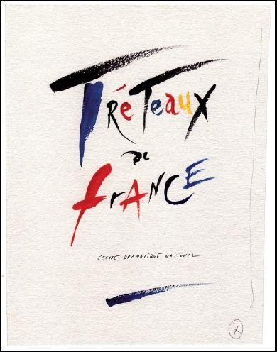 Tréteaux de France