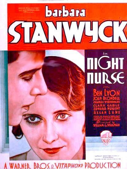 Affiche du film Night Nurse - 1931