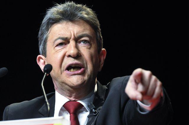 Jean-Luc Mélenchon dépasse la barre symbolique des 10% dans les sondages
