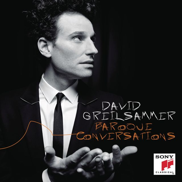 """baroque Conversations"" par David Greilsammer"