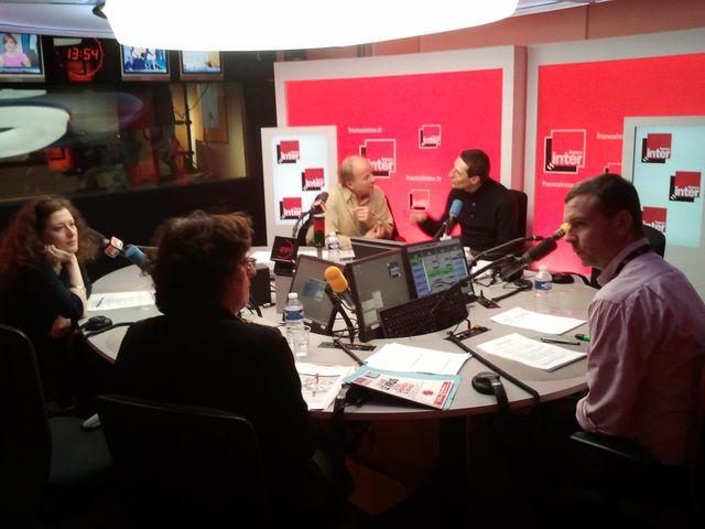 Les Grosses Têtes au carré du vendredi 16 mars 2012