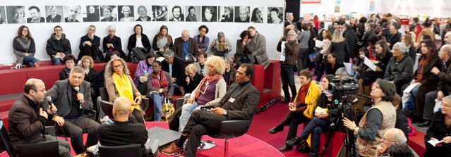 Salon du livre 2011