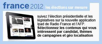 appli france 2012