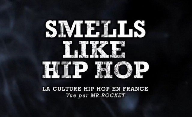 Smell like Hip hop