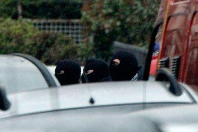 Hommes du Raid, à Toulouse