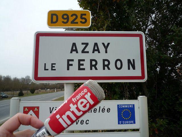 Panneau Azay le Ferron