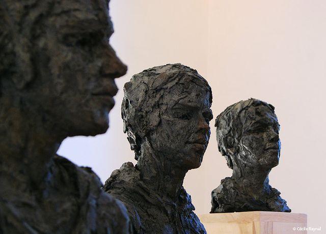 Sculpture de Cécile Raynal