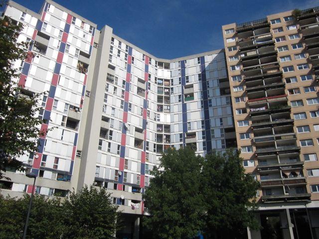 Villeneuve quartier Arlequin