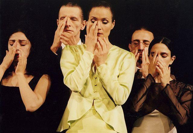 Pina Bausch ; le Tanztheater Wuppertal  - 1980