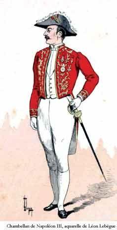 Chambellan de Napoléon III