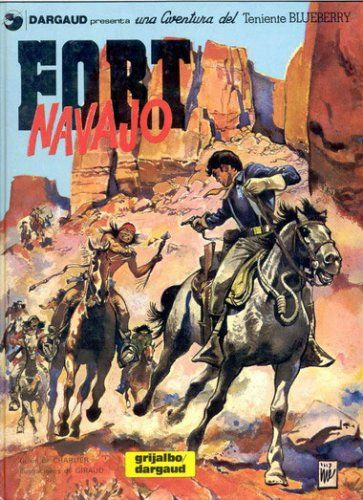 Fort Navajo par Jean Giraud
