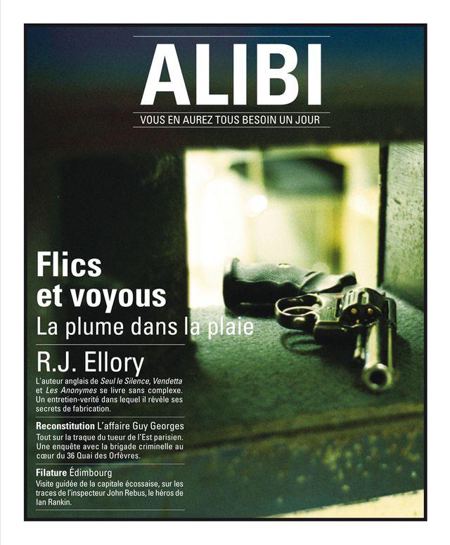 Magazine Alibi